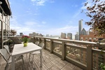 Penthouse 3 bed/3.5 Bath with Private Terrace at the Milan Condominium