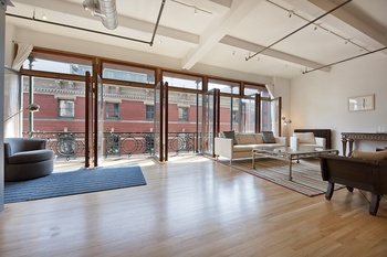 Soho Full Floor Loft 4 Bed 2 Bath Soho Cast Iron